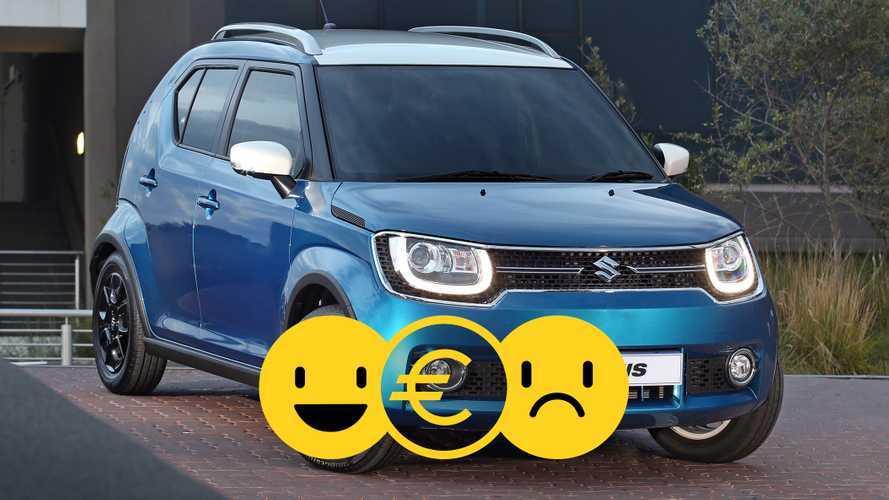 Promozione Suzuki Ignis, perché conviene e perché no