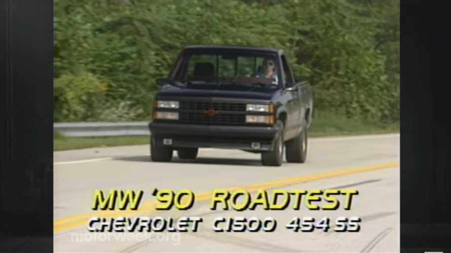 Revisit The Mighty Chevrolet C1500 454 SS With Motorweek