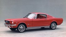 historia ford mustang fastback
