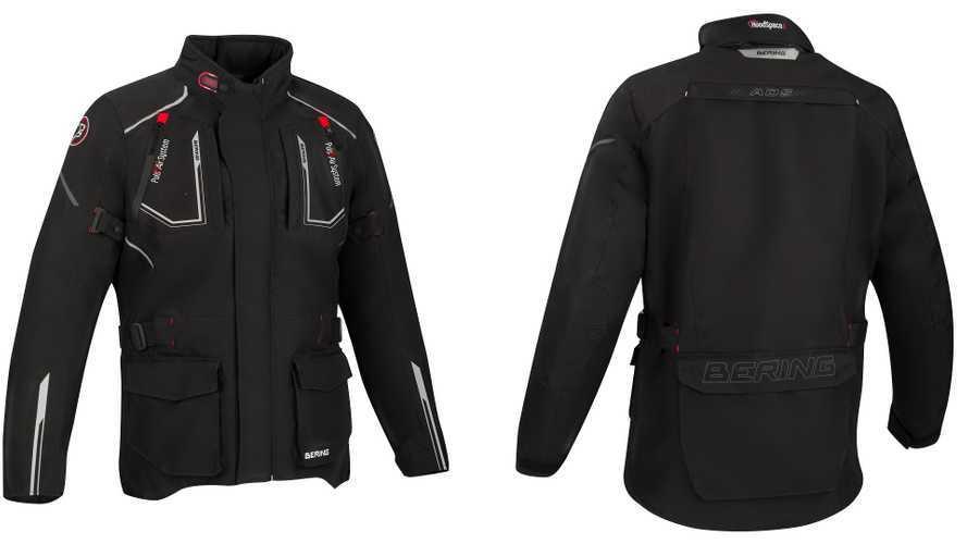 Bering Oural, la giacca lunga contro l'inverno