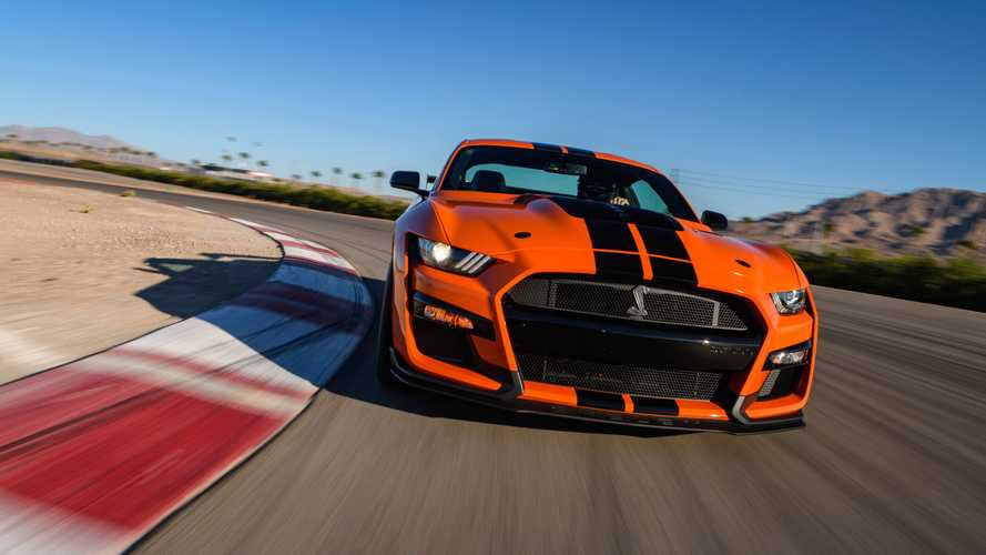 5 datos interesantes del salvaje Ford Mustang Shelby GT500