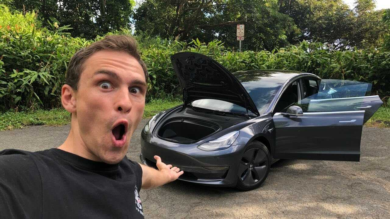 Watch Tesla Model 3 Convert Hater Into Lover After Single Test Drive