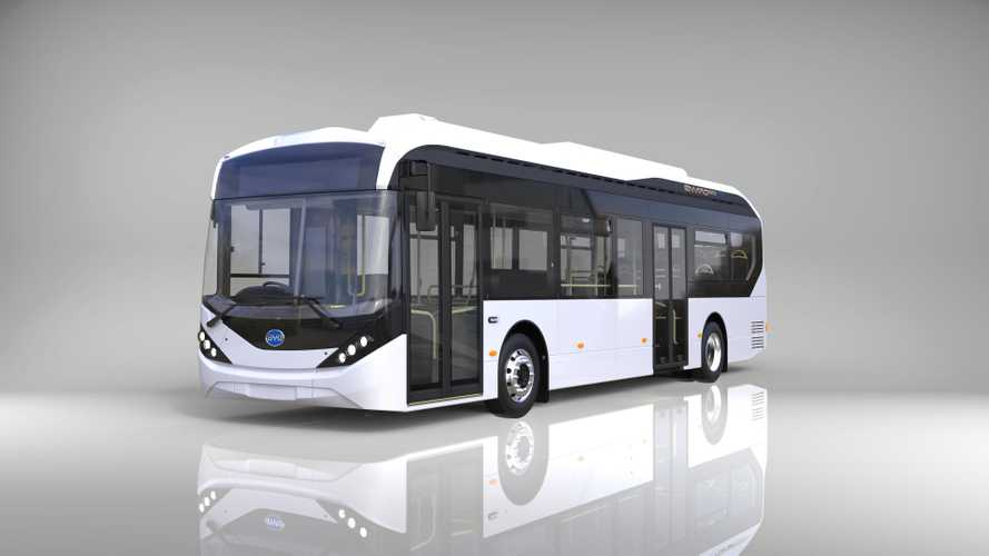 BYD ADL Upgrades Enviro200EV Family: Now With Heat Pump Included