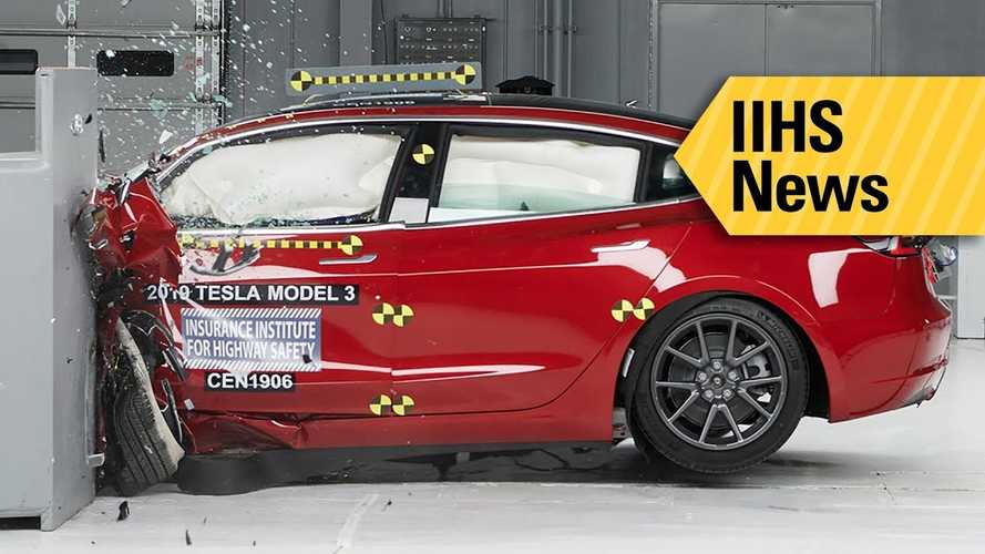 Tesla Model 3 Listed Among 11 Safest Luxury Cars Of 2019
