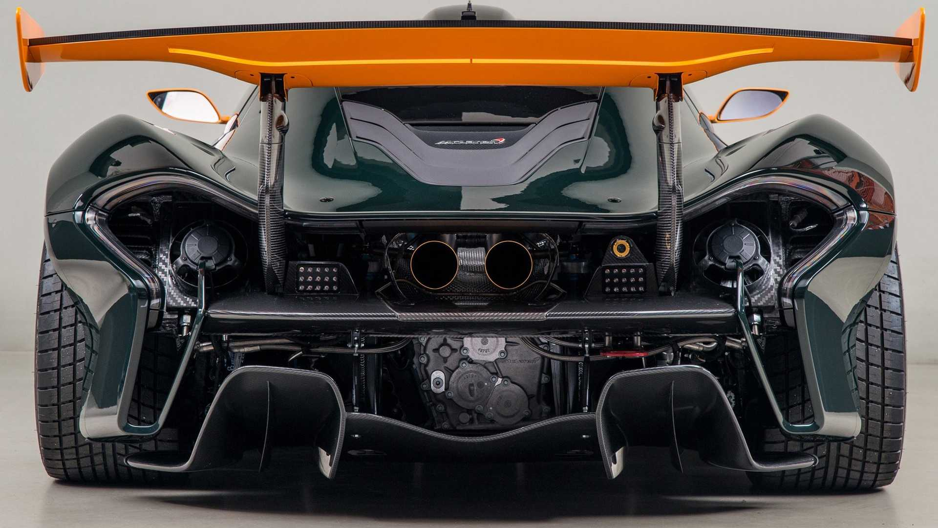 "[""Ultra-Rare 2016 McLaren P1 GTR Is Ready To Conquer A Track Near You""]"