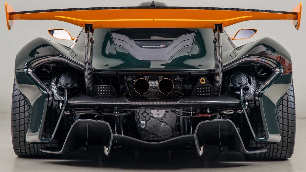 Ultra-Rare 2016 McLaren P1 GTR Is Ready To Conquer A Track Near You
