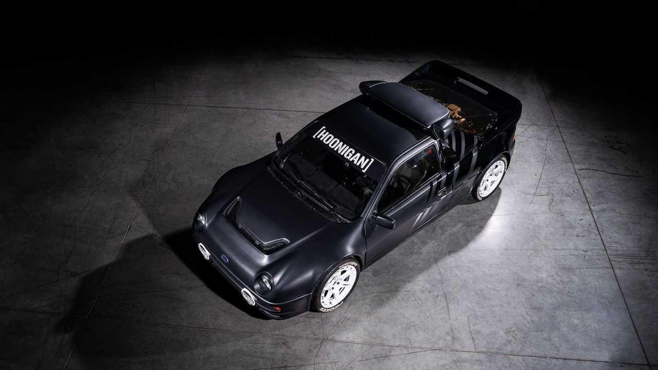 Hoonigan Mustang 0-100