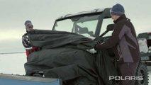 polaris zero electric ranger prototype video