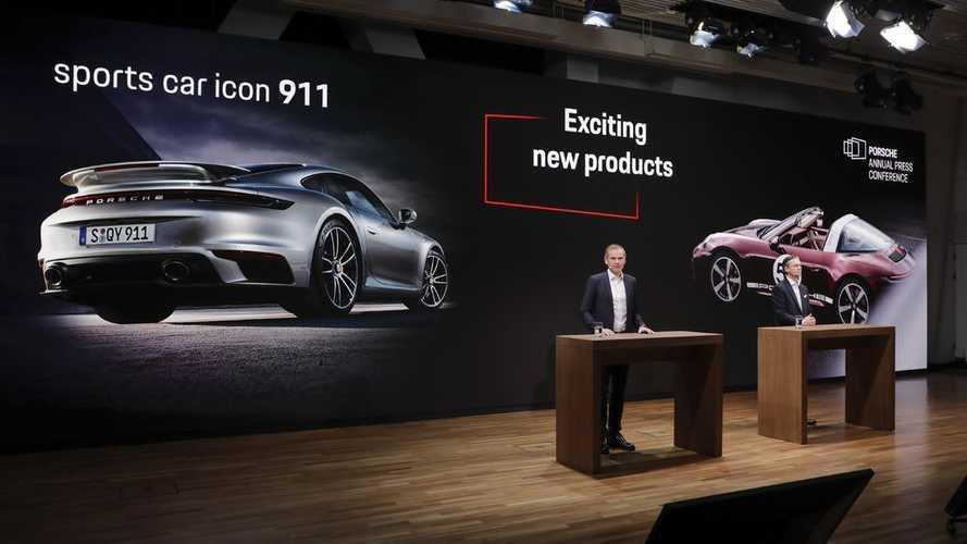 Buenos resultados financieros para Porsche, en un año 2020 difícil