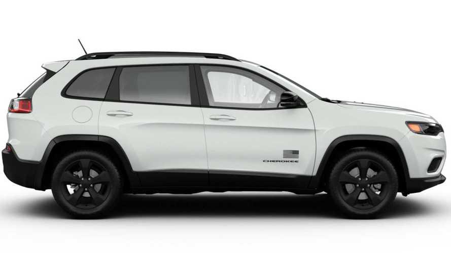 2021 Jeep Cherokee Freedom Edition