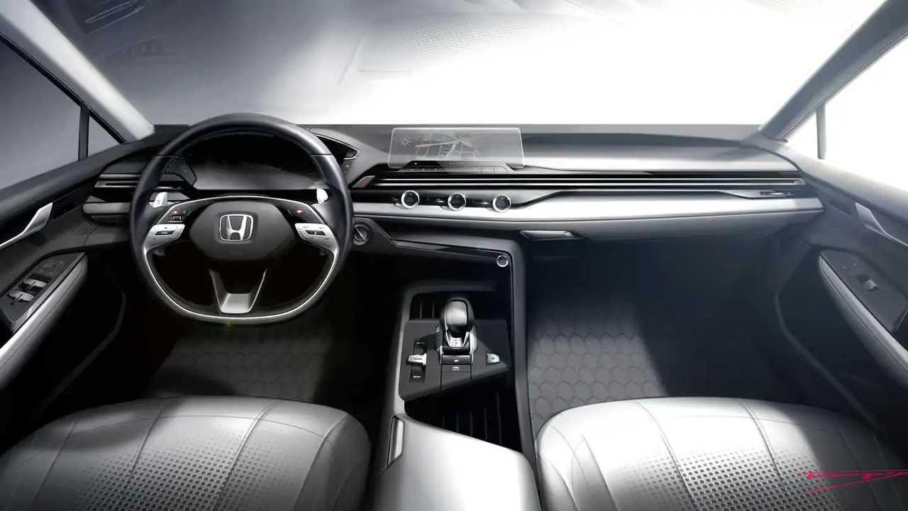 Honda, la nuova filosofia di design degli interni
