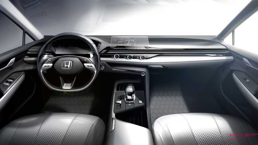 Honda new interior design language