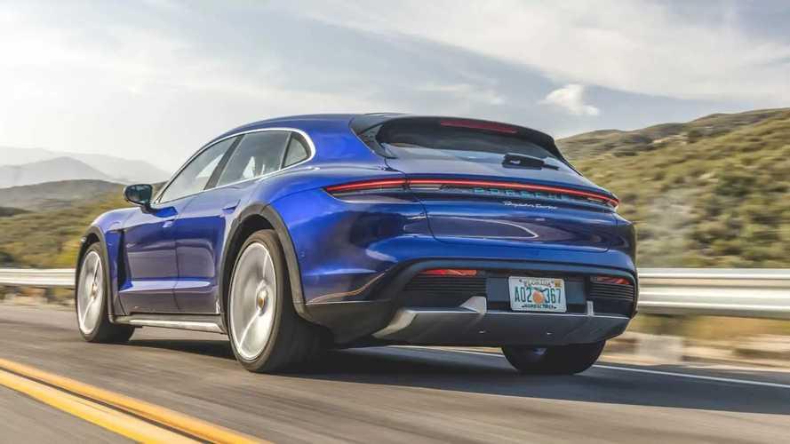 Porsche Recalls All Taycan EVs In The US For Overzealous Hazards