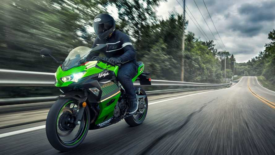 Patent Reveals Kawasaki's Progress On Hybrid-Electric Motorcycle