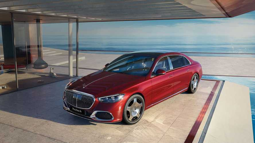 Mercedes-Maybach S 480 (China)