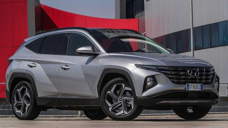 Hyundai Tucson, dotazione e prezzi dell'ibrida plug-in