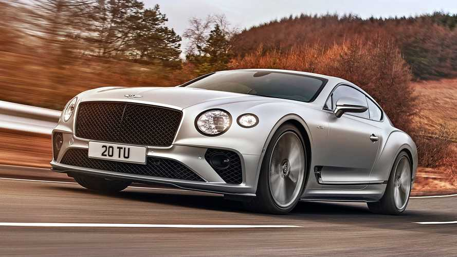 2021 Bentley Continental GT Speed