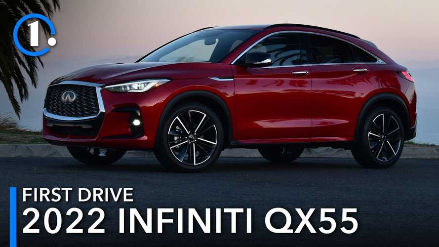 2022 Infiniti QX55 First Drive Review: That Age-Old Decision