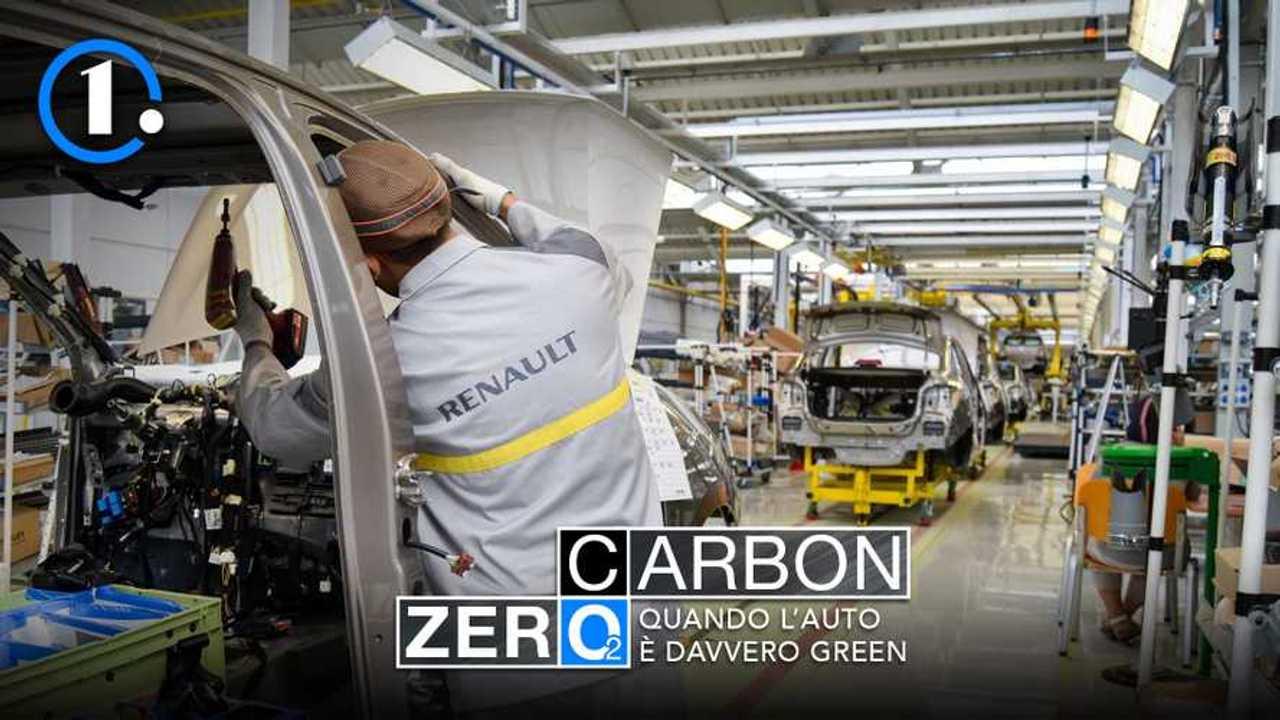 Renault carbon