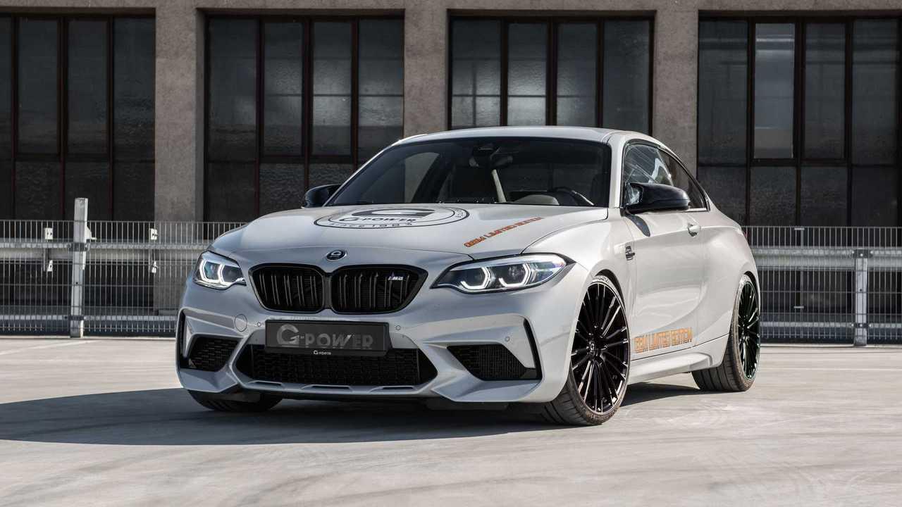 G-Power möbelt den BMW M2 Competition auf