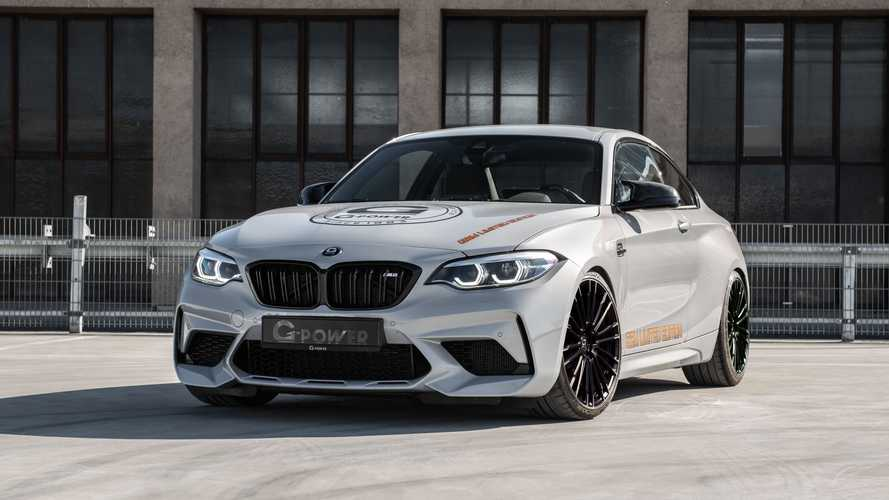 BMW M2 Competition G2M Limited Edition by G-Power