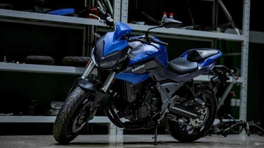 QJ Motor Chase 700: Nakedbike Premium yang Akan Jadi Benelli