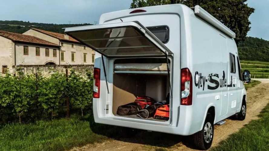 Autocaravan Wingamm City Suite