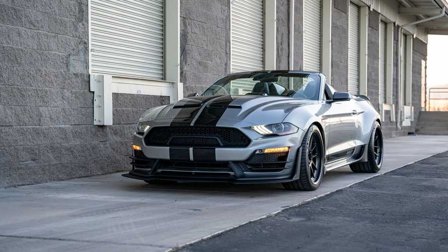 Shelby Super Snake Speedster 2021