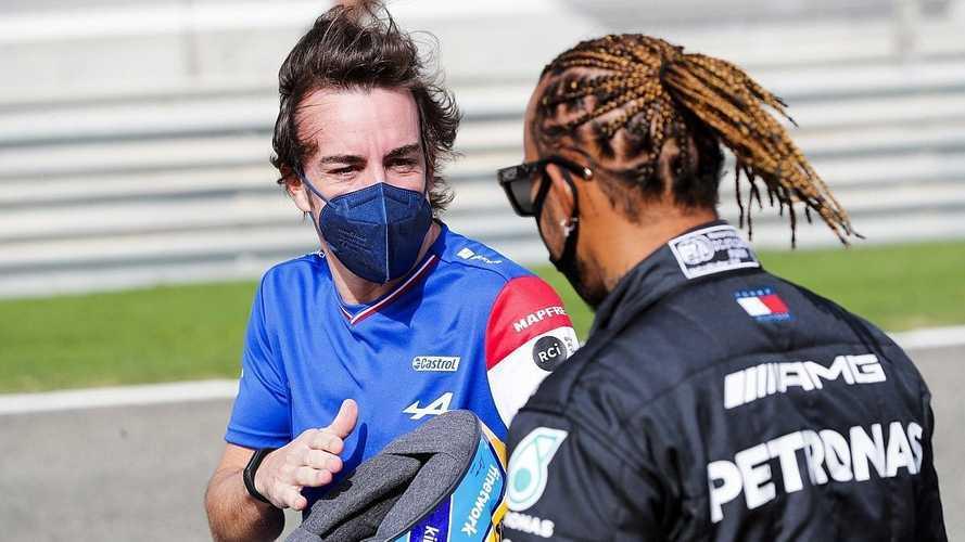 Test de F1 en Bahrein: el análisis del ritmo real de los equipos