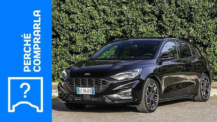 Ford Focus (2021), perché comprarla e perché no