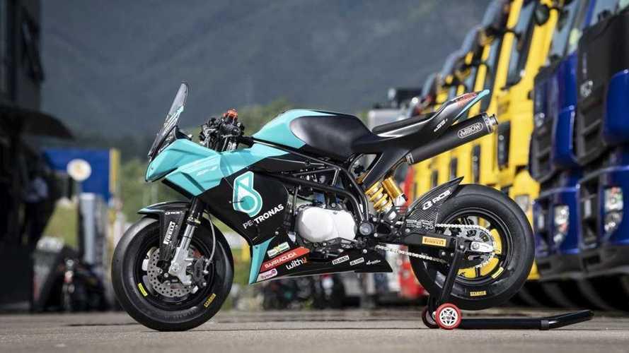 Ohvale GP-0 160cc Special PSRT Edition