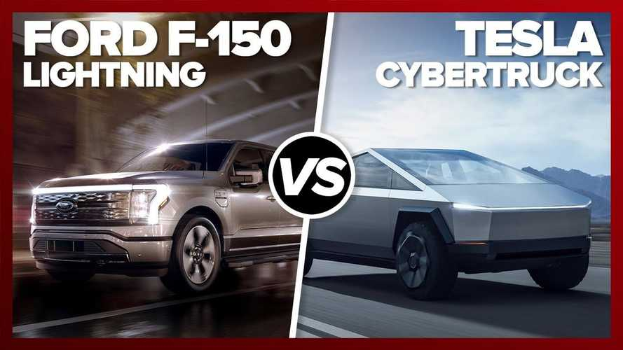 Ford F-150 Lightning Vs Tesla Cybertruck: How Do They Stack Up?