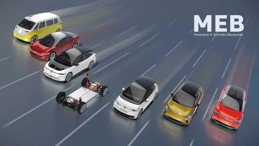 Volkswagen acelera eletrificação em meio a reestruturação