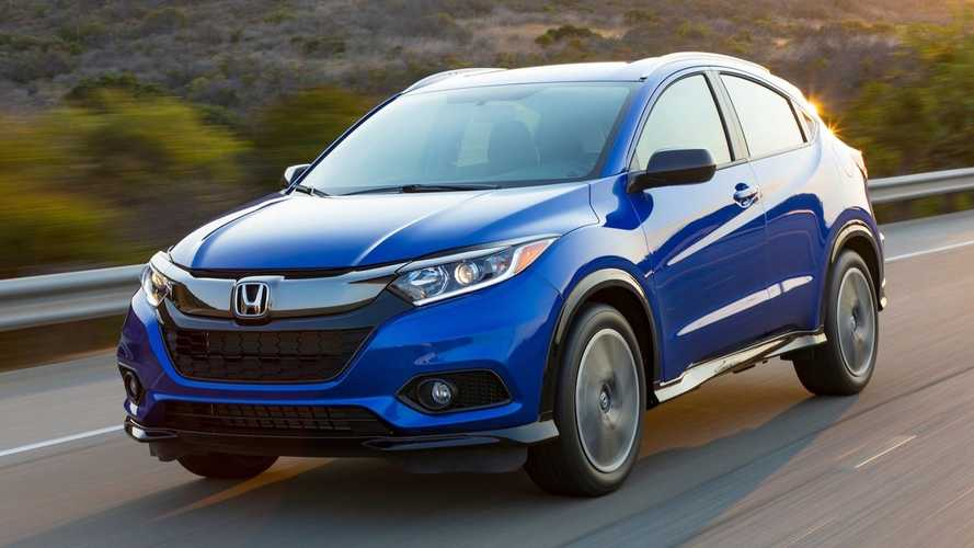 Select 2021 Honda Models Come With Cash Rebates For The First Time
