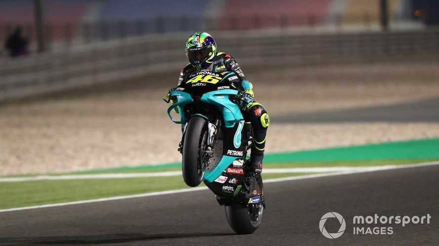 Rossi no descarta hacer test en MotoGP cuando se retire