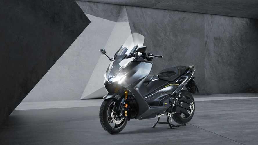 Yamaha TMAX 20° Anniversario, ecco il prezzo del maxi scooter