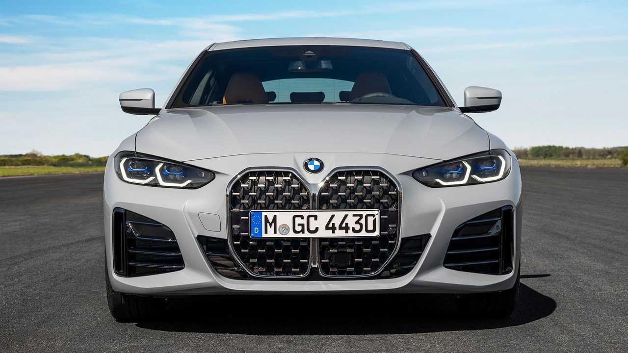 Calandre BMW
