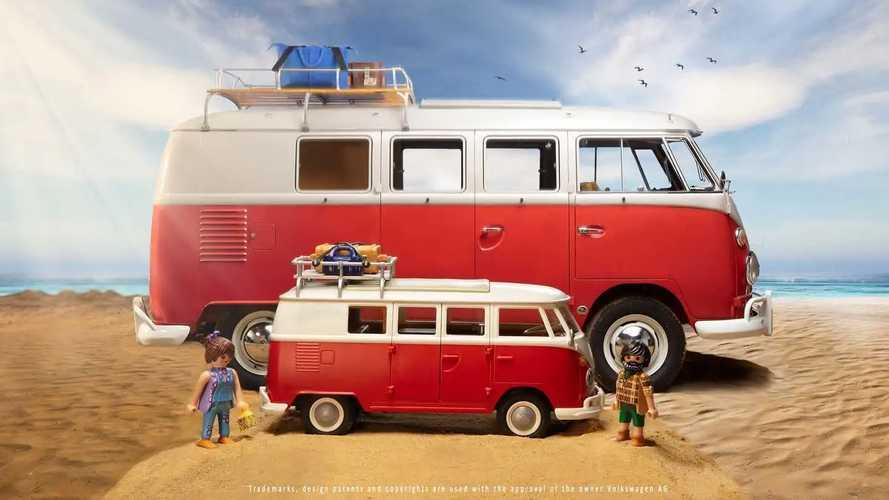 Volkswagen Bulli by Playmobil