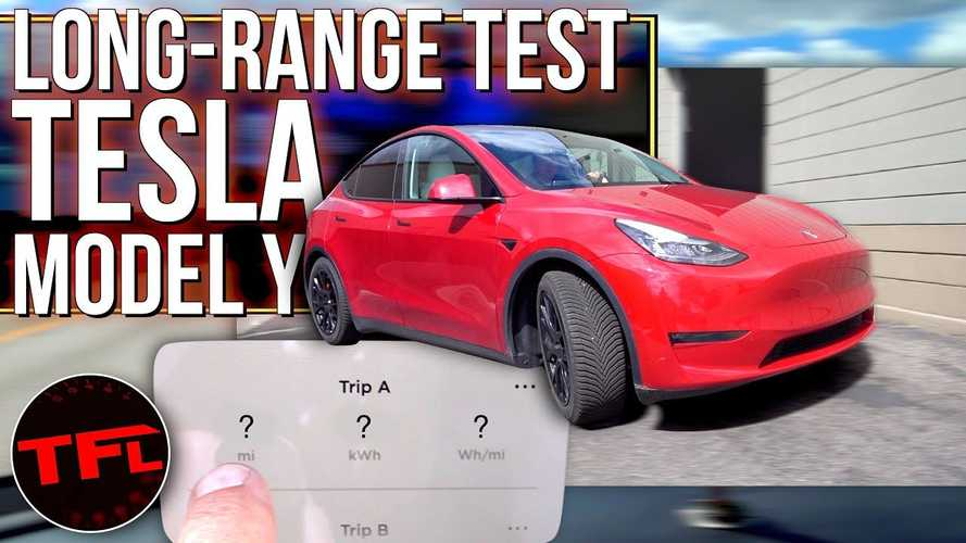 Can A Tesla Model Y Performance Make A 282-Mile Vaccine Road Trip?