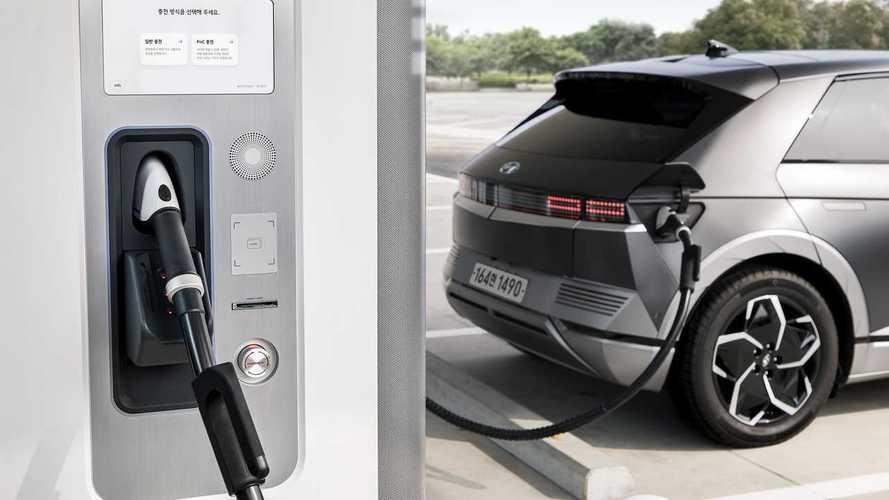 Hyundai Ioniq 5 Amazes: Real Fast Charging Session Data Analyzed