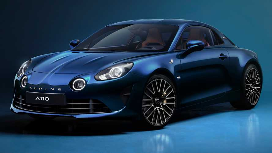 Alpine A110 Legende GT limited-run special edition revealed