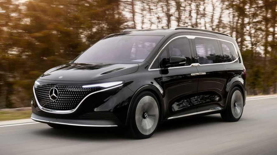 Mercedes EQT: il futuro del multispazio elettrico (e premium)