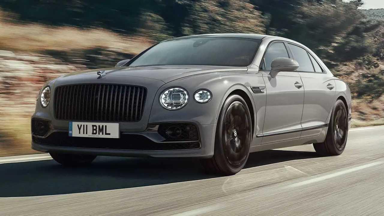 2022 Bentley Flying Spur in Cambrian Grey