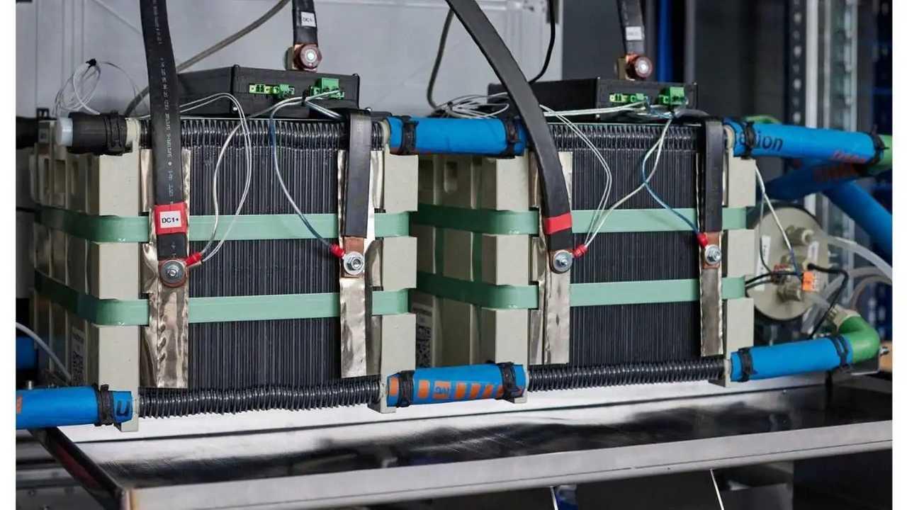 Neuer Stack für eine Redox-Flow-Batterie