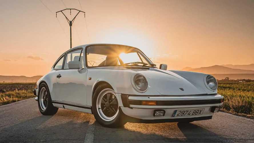 Conexión RoadStr: descubre el increíble Porsche 911 de Coke