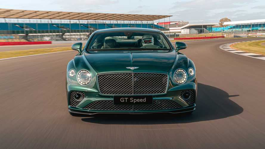 2022 Bentley Continental GT Speed First Drive