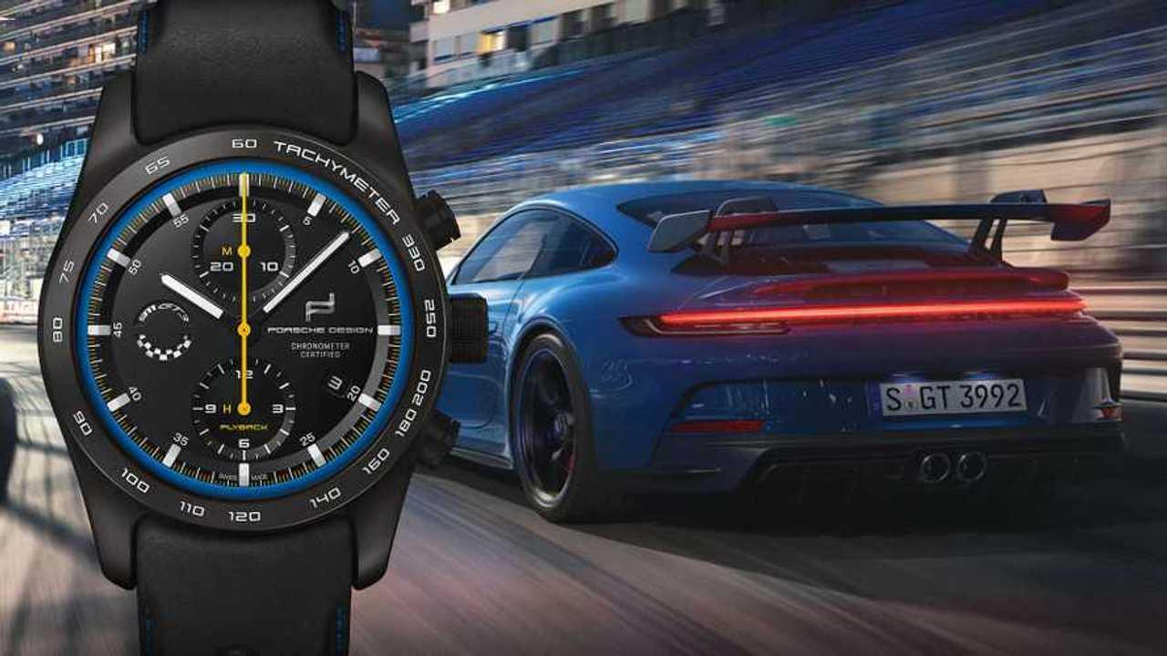 Porsche óra