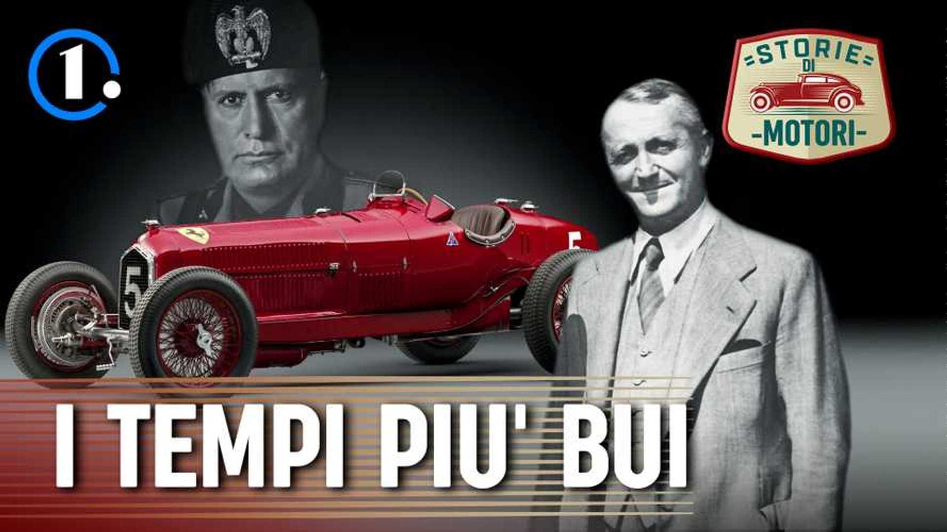 Ugo Gobbato, l'uomo a capo di Alfa Romeo durante il regime fascista
