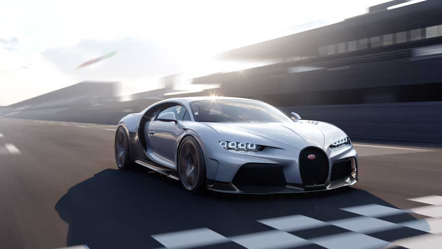 Bugatti Chiron Super Sport, 10 numeri da ricordare