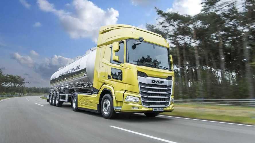 DAF Trucks Nuova Generazione pesanti XF, XG and XG+